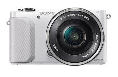 Fotografia della Sony NEX 3N con lo zoom 16-50mm f/3.5-5.6