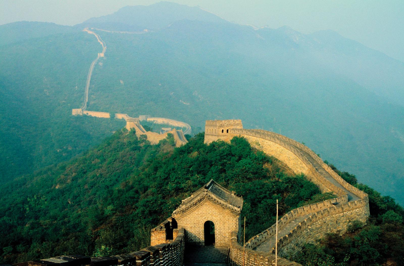 سور الصين العظيم وصور الصين