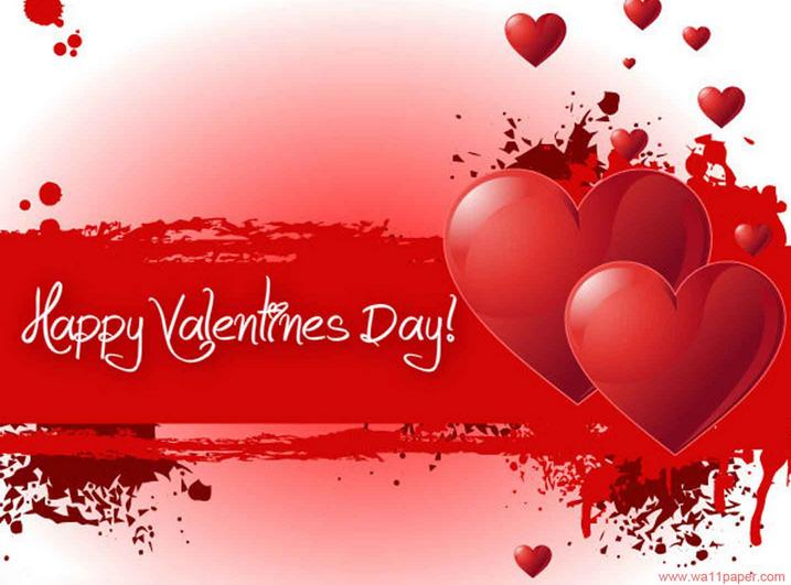 Happy Valentine Days Greeting