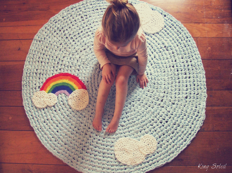 Tapete De Croch Para Crian A Ki Decora O