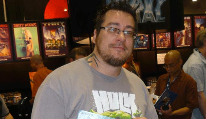 Simon Bisley ospite al Napoli Comicon 2014