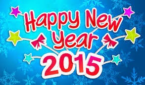 Free Beautiful New Year Wishing Photos 2015