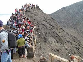 gambar gunung bromo, bromo mountain
