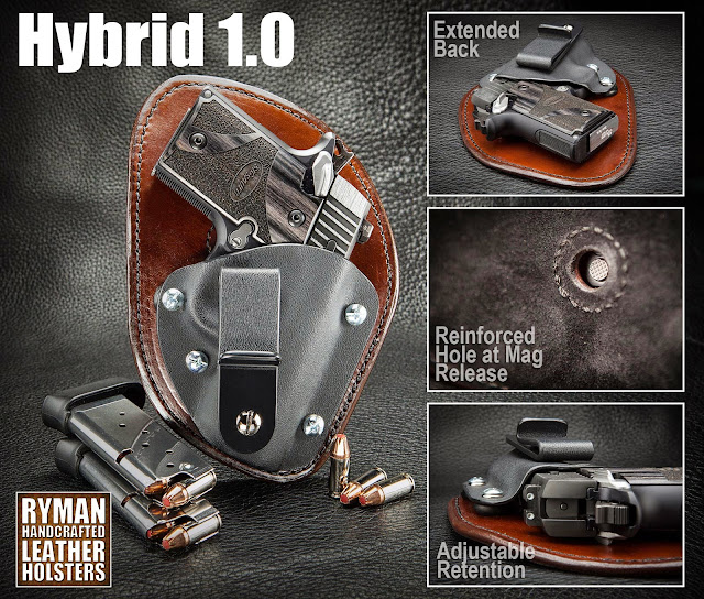 concealed carry, ryman holsters