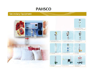 PAHSCO Medical Equipment (Flowmeter humidifier, Vacuum FA, Dll)
