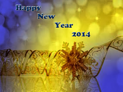 Happy New Year Cards 2014 - Wishing Cards
