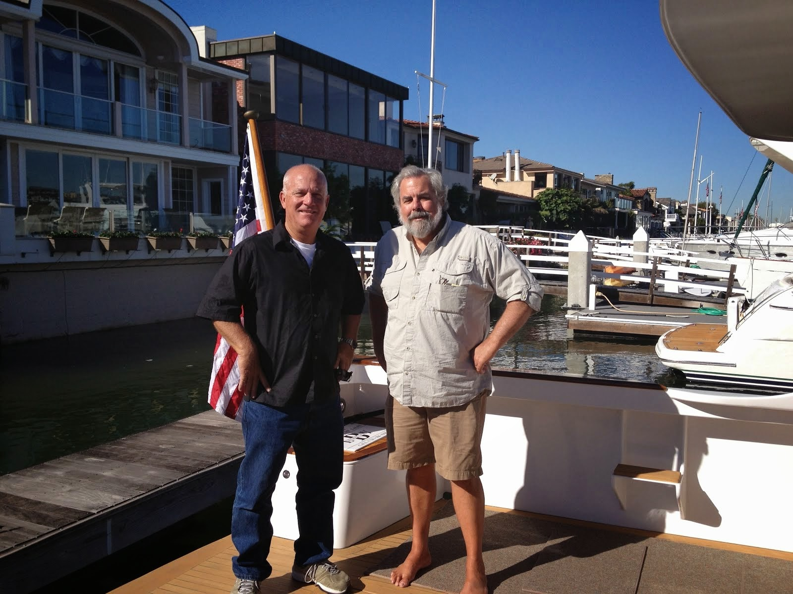 Yacht Designer Michael Peters column Powerboat & Motoryacht