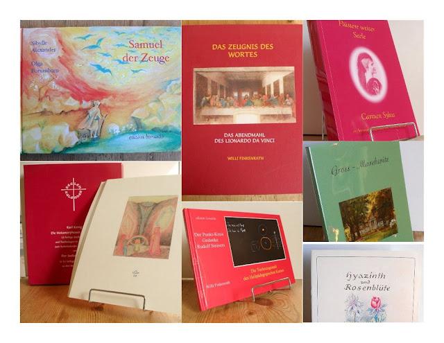 Edition Lionardo - ein kleiner Verlag mit ungewöhnlichem Programm