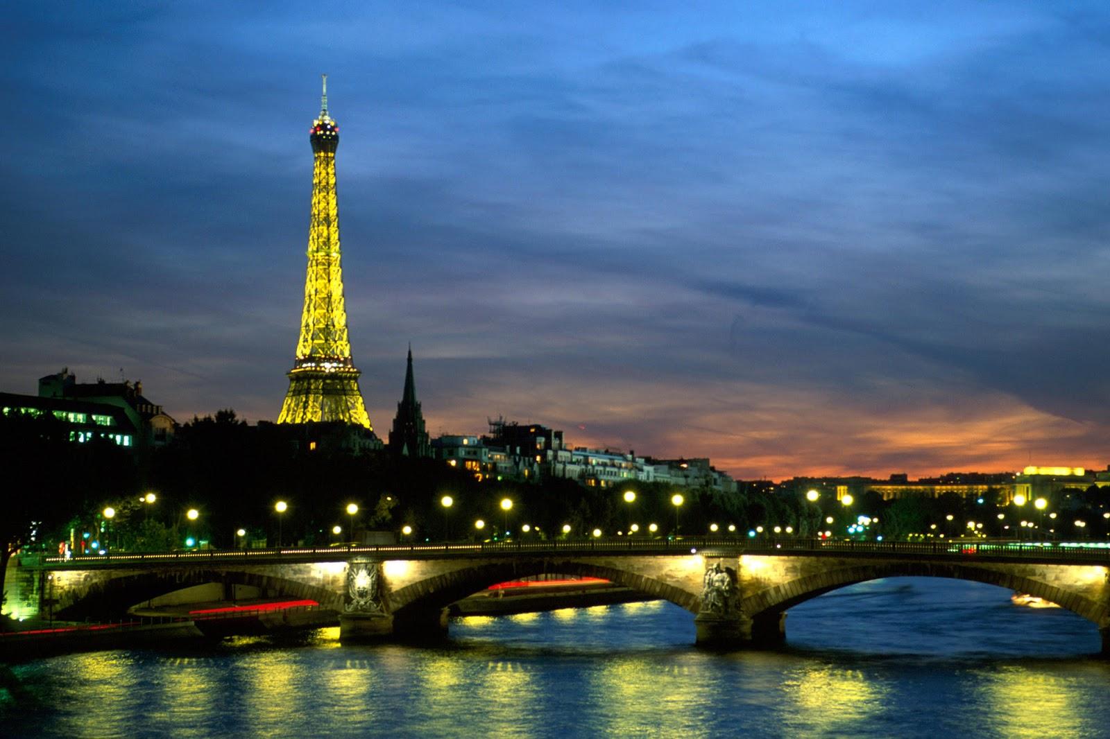 Paris Paris Eiffel Tower Wallpaper