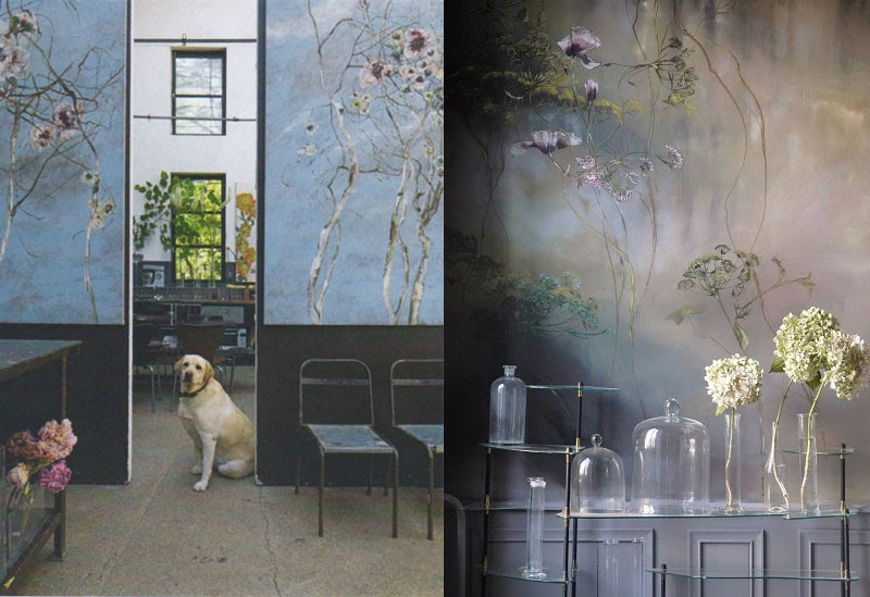 obras murales de Claire Basler