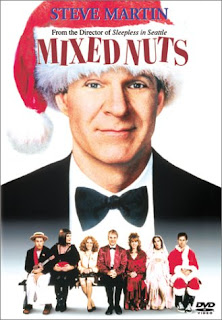 Mixed Nuts (released in 1994) - starring Steve Martin, Rita Wilson, Madeline Kahn, Anthony LaPaglia, Garry Shandling and Adam Sandler
