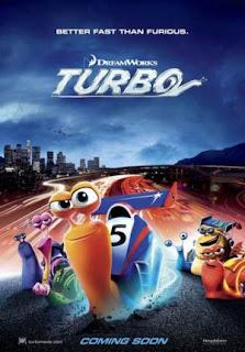 Film Turbo (2013) di Bioskop Blitzmegaplex Bekasi Cyber Park Bekasi