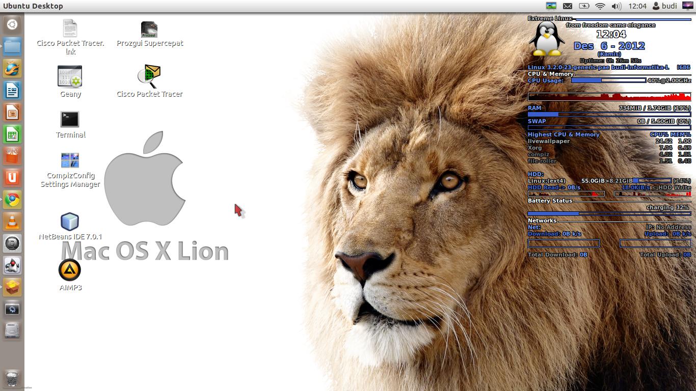 Mac os x mountain lion 10