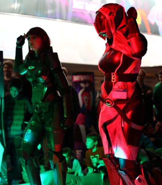 Shepard dance