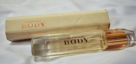 DATE NIGHT EDT: BURBERRY BODY