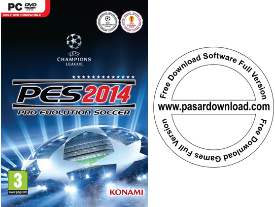 Download Update Terbaru PES 2014 PESEdit 2014 Patch 3.0