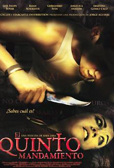 EL QUINTO MANDAMIENTO DVDFULL