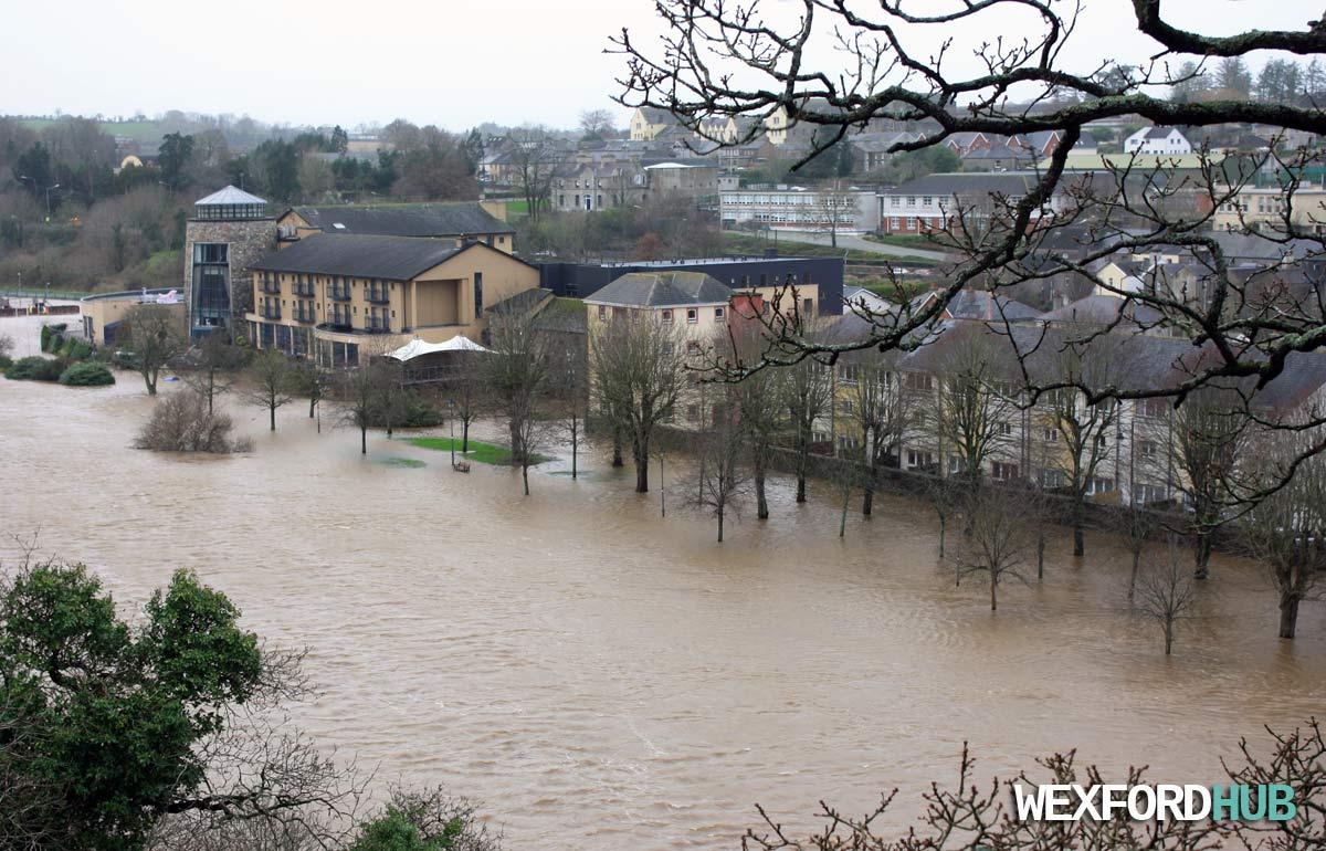 Floods Enniscorthy