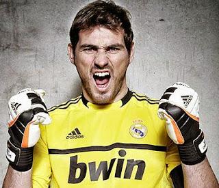 Iker Casillas Bisa Sampai Umur 40 Tahun Di Bernabeu