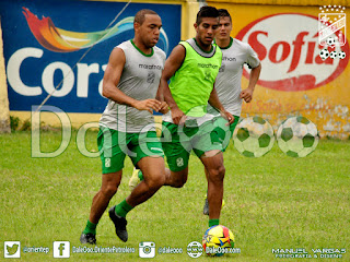 Oriente Petrolero - Thiago dos Santos - Ricky Añez - Joel Bejarano - DaleOoo.com página del Club Oriente Petrolero