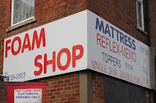 Birmingham Foam Shop