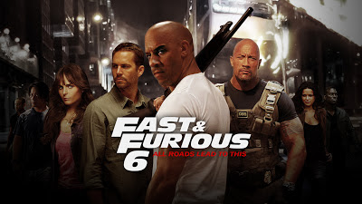 Fast and Furious 6 Wallpapers HD