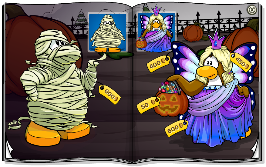 Club Penguin Catalog Cheats May 2012