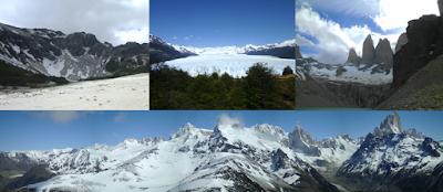 Chaltén, Glaciar Perito Moreno, Argentina, Patagonia, Torres del Paine