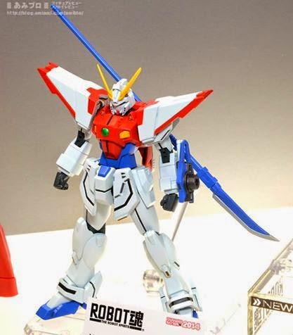 Robot Damashii Rising Gundam
