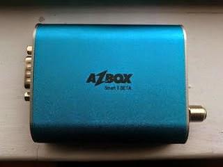 ATUALIZAÇÃO DONGLE AZBOX SMART 2 BETA 29-04-2014  Azbox+SmartII