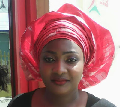 the young lady killed yesterday during the Biafra protest in Onitsha