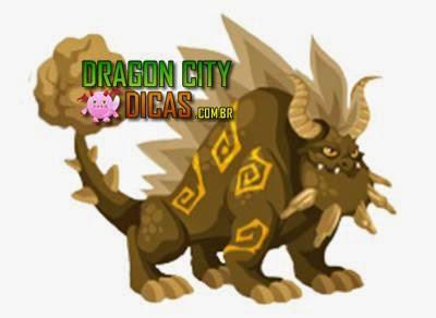 Dragão de Terra ( Terra Dragon )