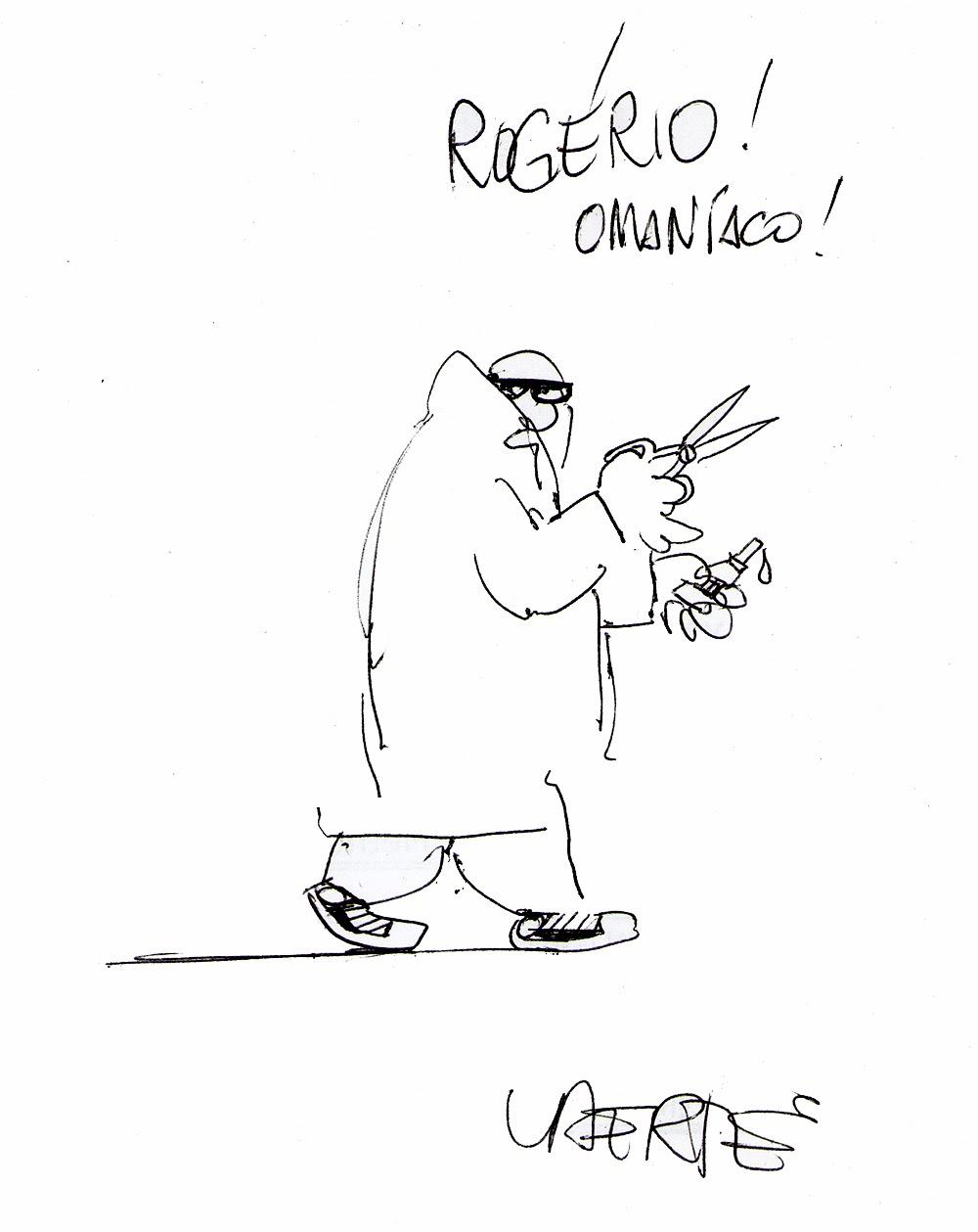 Rogério de Moura, cartunista Laerte, Laerte Coutinho, cineasta negro, cinema negro