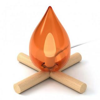 Lampe design par Skitsch