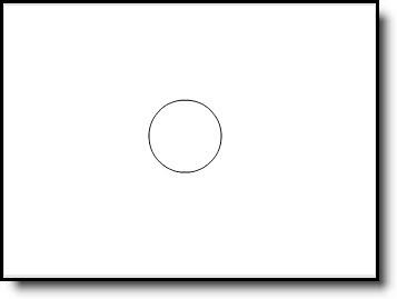 Menggambar Obyek Oval