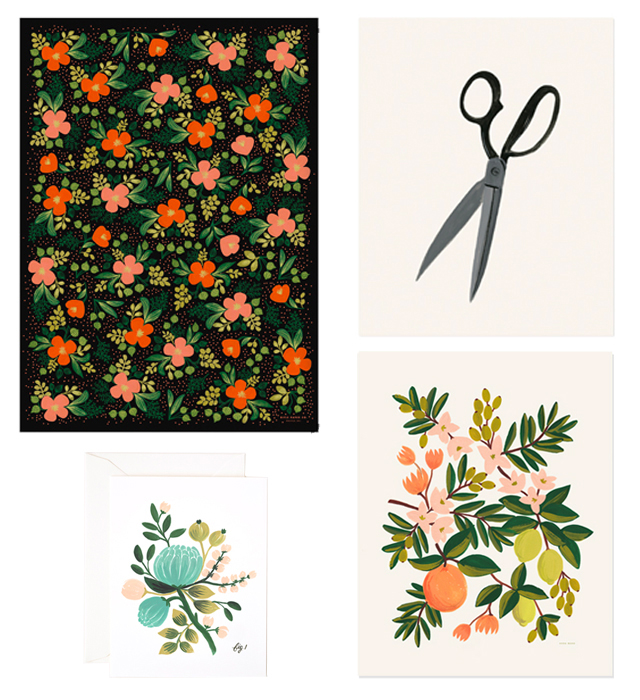 rifle paper co prints