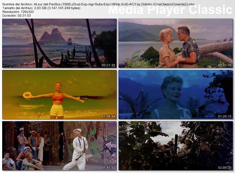 Imagenes de le película:  Al sur del Pacífico | 1958 | South Pacific