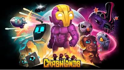Crashlands v1.3.13 Full Apk Android Latest Mobile Gratis