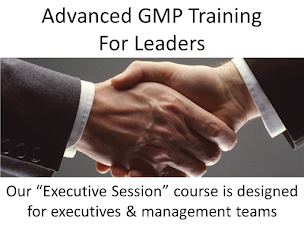 GMP Training For Leaders
