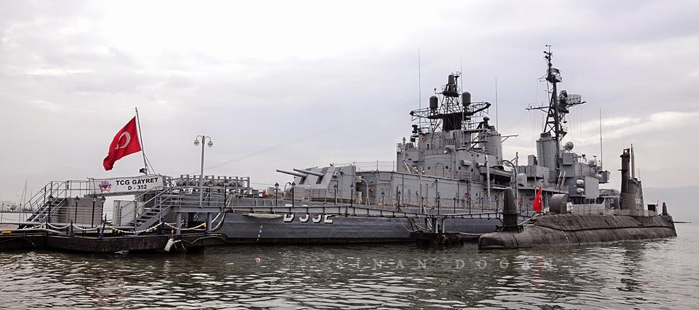Kocaeli Gayret Gemi Müzesi