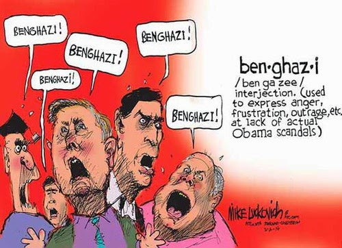 Benghazi Outrage