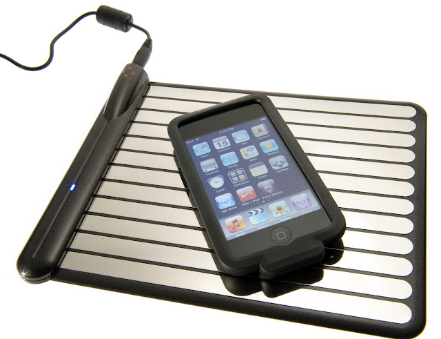 Wi-fi Charging Pad for iPhone