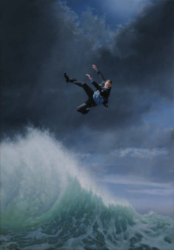 12-Hands-of-the-Sea-Joel-Rea-Surreal-Emotions-Painted-on-Canvas-www-designstack-co