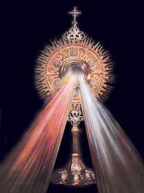 Cinco minutos con Jesús Sacramentado