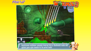 Worms 3 v1.02 for iPhone/iPad