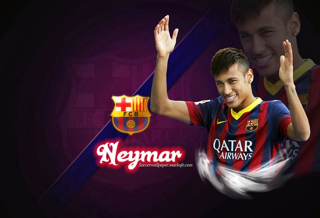 Neymar FC Barcelona Wallpaper 2014