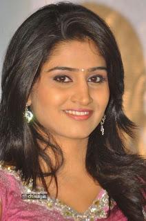 Actress-Shamili-Stills-at-Chandamama-Kathalu-Movie-Logo-Launch