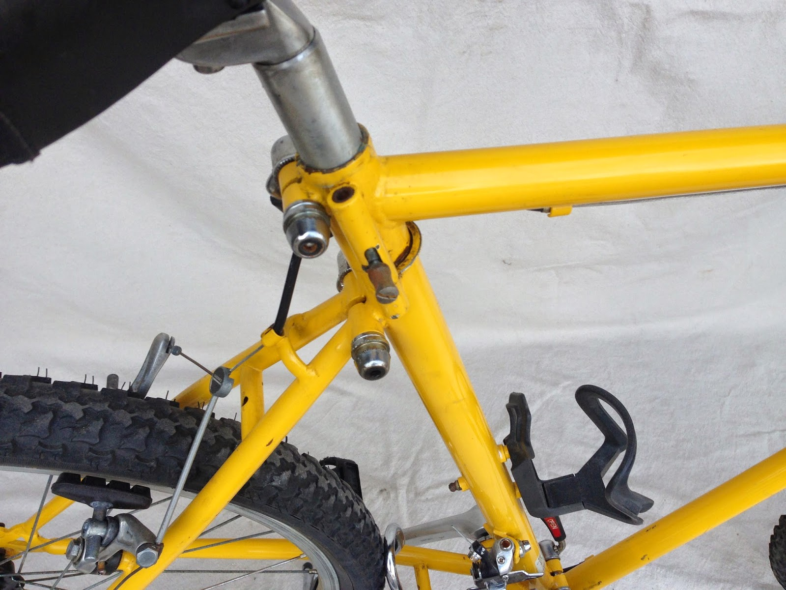 1996 Bmw Montague Folding Mountain Bike Whistle Bike