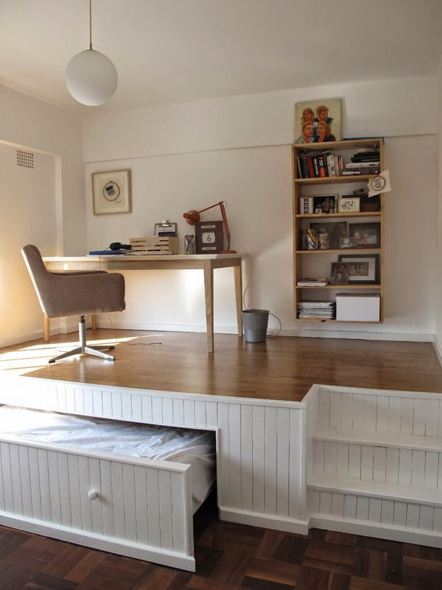 This is for those who need an office more than a guest room but want that  option  Clever  isn t it. The Home Office   Guest Bedroom Combo   Katie Rogers