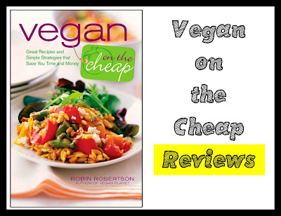 Vegan on the Cheap Reviews